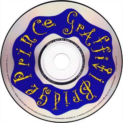 Prince - Graffiti Bridge - CD (apoplife.nl)