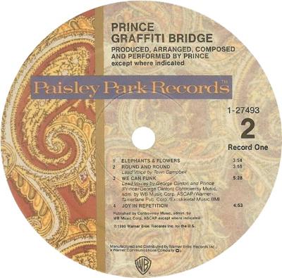Prince - Graffiti Bridge - Kant B (discogs.com)