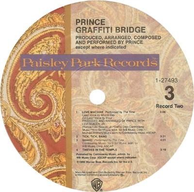 Prince - Graffiti Bridge - Kant C (discogs.com)
