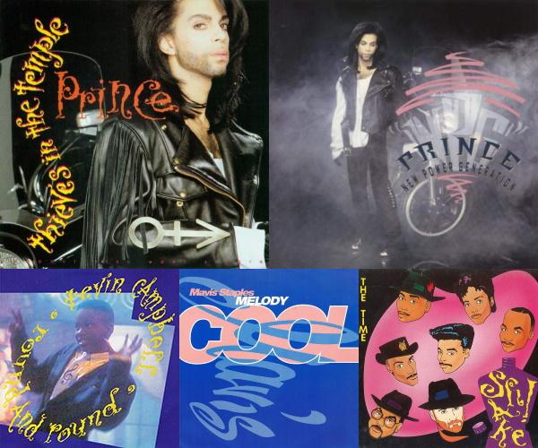Prince - Graffiti Bridge - Singles (amazon.com/discogs.com)
