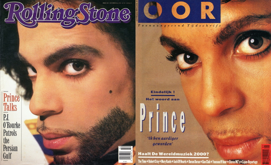 Prince - The Rolling Stone interview 1990 (facebook.com)