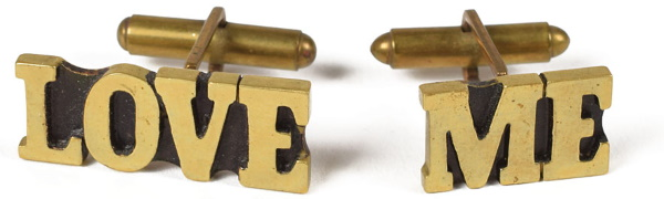 Prince - Joy In Repetition 'Love Me' - Cufflinks (rrauction.com)