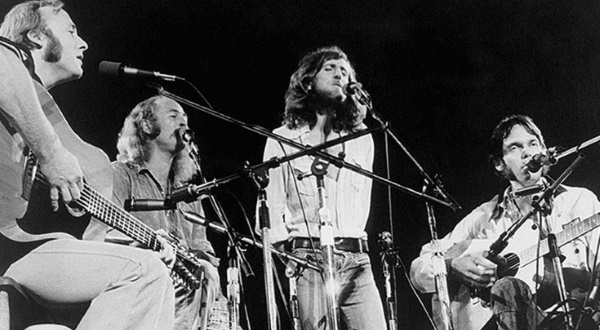 Crosby, Stills, Nash & Young - Woodstock 1969 (societyofrock.com)