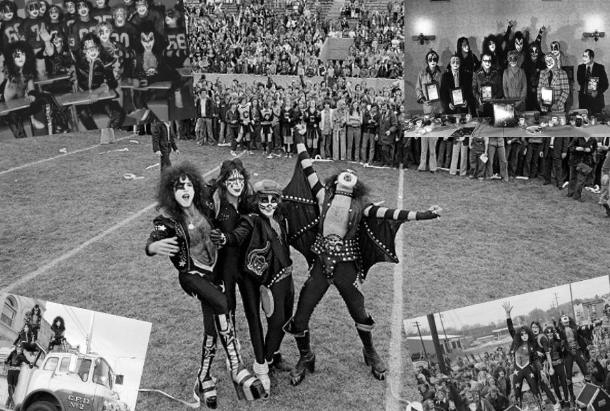 Kiss - Cadillac High 10/09/1975 (kissopolis.com/kissonline.com/elephantjournal.com/weareclassicrockers.com/fineartamerica.com)