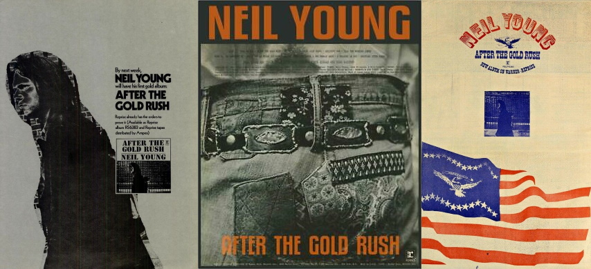 Neil Young - After The Gold Rush - Reclames (pinterest.com)