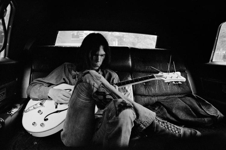 Neil Young - New York June 1970 (morrisonhotelgallery.com)
