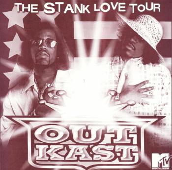 Outkast - Stank Love Tour 2001 (concertpostsersnow.com)