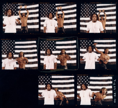 Outkast - Stankonia - Cover photo outtakes (kottke.org)
