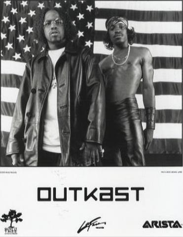 Outkast - Stankonia - Promo (eil.com)