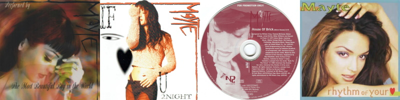 Mayte - Child Of The Sun - The singles (discogs.com)
