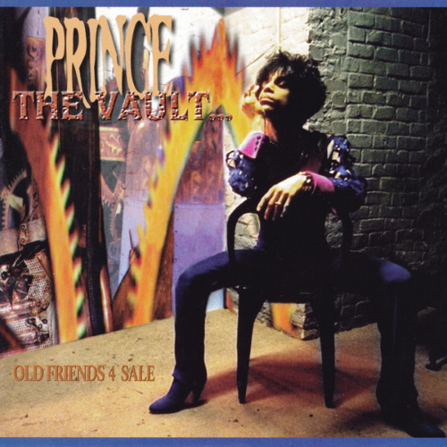 Prince - The Vault... Old Friends 4 Sale (discogs.com)