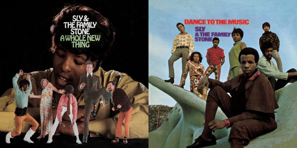 Sly And The Family Stone - A Whole New Thing & Dance To The Music (spotify.com)