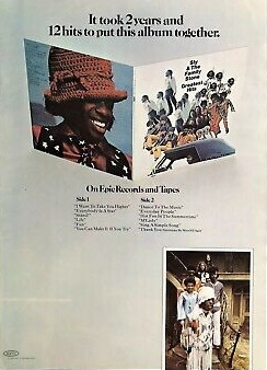 Sly And The Family Stone - Greatest Hits - Reclame (picclick.com)