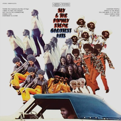 Sly And The Family Stone - Greatest Hits (cede.com)