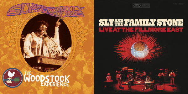 Sly And The Family Stone - The Woodstock Experience & Live At The Fillmore East (spotify.com)