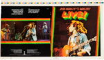Bob Marley And The Wailers - Live! - Album cover print proof (ha.com)