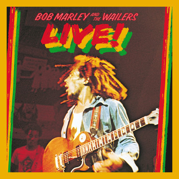 Bob Marley And The Wailers - Live! Deluxe Edition (7digital.com)