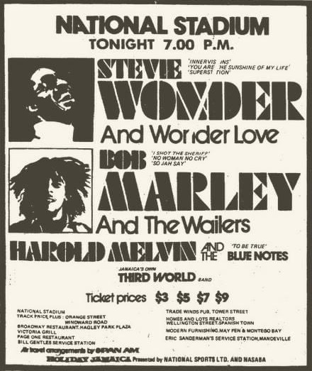 Bob Marley And The Wailers - Live Kingston 04-10-1975 (facebook.com)