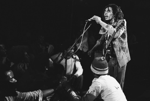 Bob Marley And The Wailers London 1975 (bobmarley.com)