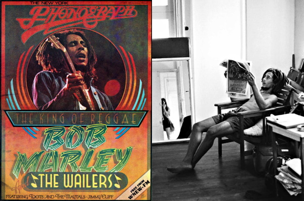 Bob Marley - The Phonograph oktober 1975 - The King Of Reggae (issuu.com)