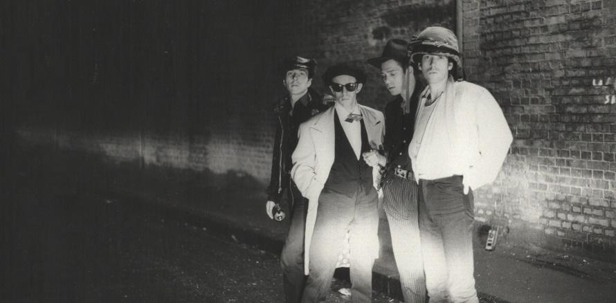 The Clash 1980 (facebook.com/theclash)