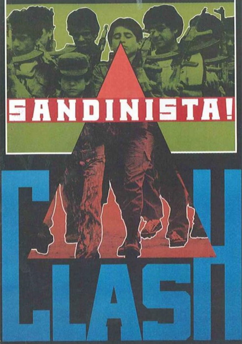 The Clash - Sandinista! - Poster (stickitonyourwall.com)