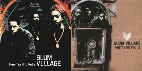 Slum Village - Fantastic, Vol. 1 & 2 (discogs.com)