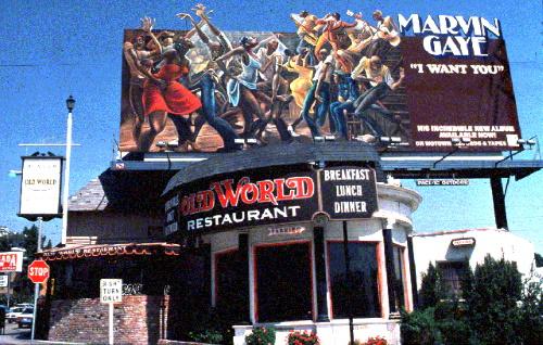 Marvin Gaye - I Want You - Billboard (pinterest.com)