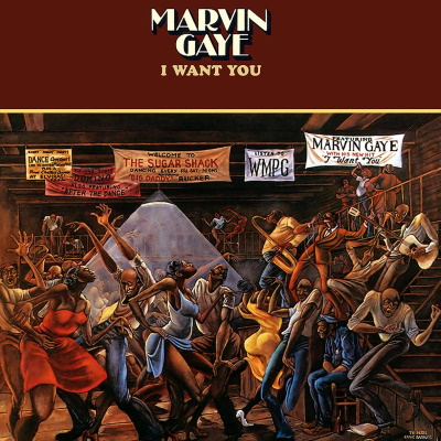 Marvin Gaye - I Want You (udiscovermusic.com)