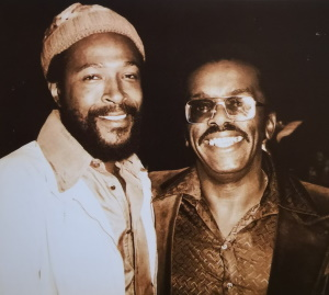 Marvin Gaye & Leon Ware (discogs.com)