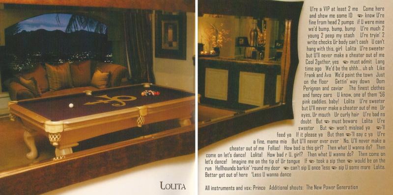 Prince - 3121 booklet - Lolita (45worlds.com)