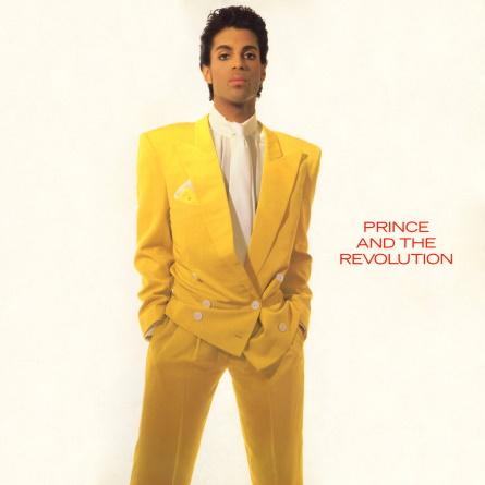 Prince And The Revolution - Parade Tour Book - Voorkant  (facebook.com/prince-tour-books)