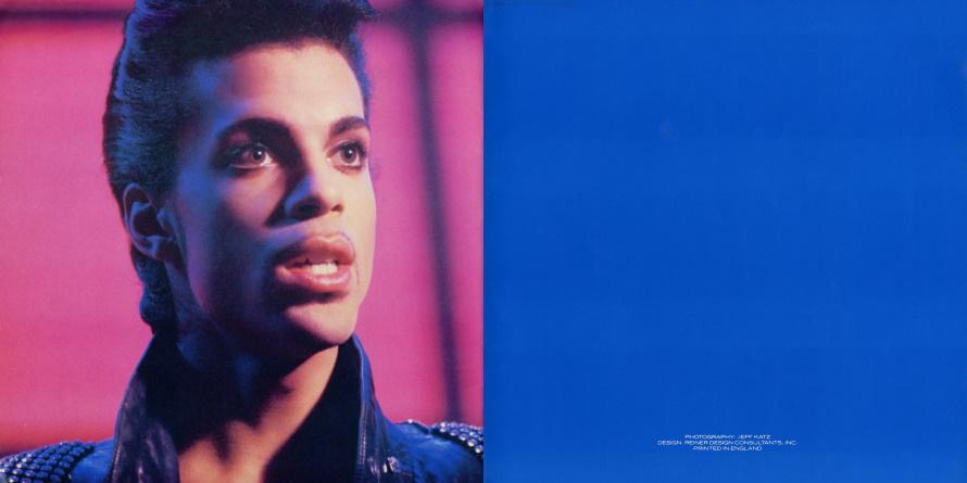 Prince And The Revolution - Parade Tour Book - Pagina's 18 & 19 (facebook.com/prince-tour-books)