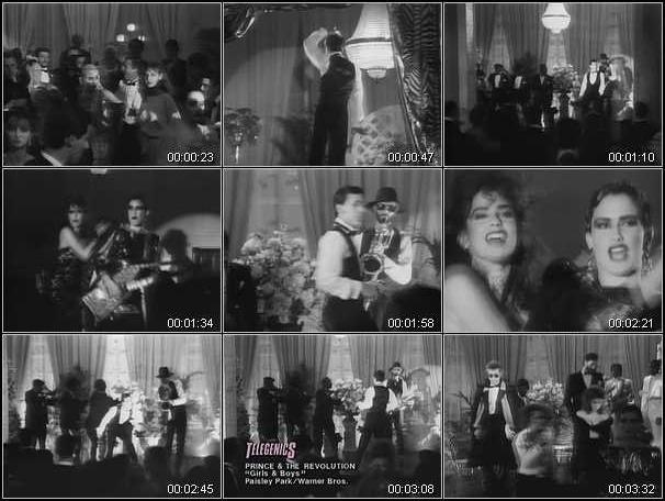 Prince - Girls & Boys - Video (hq-music-videos.com)