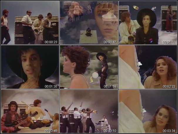 Prince - Mountains - Video (hq-music-videos.com)