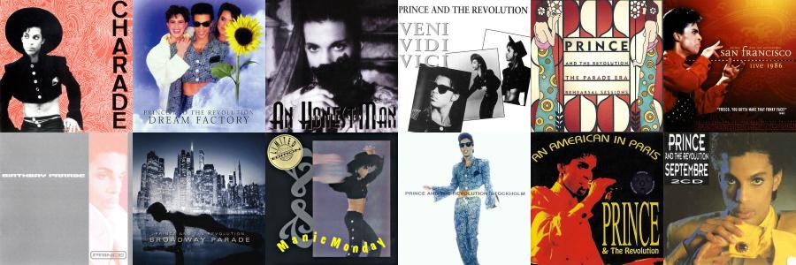 Prince - Parade era bootlegs (apoplife.nl)