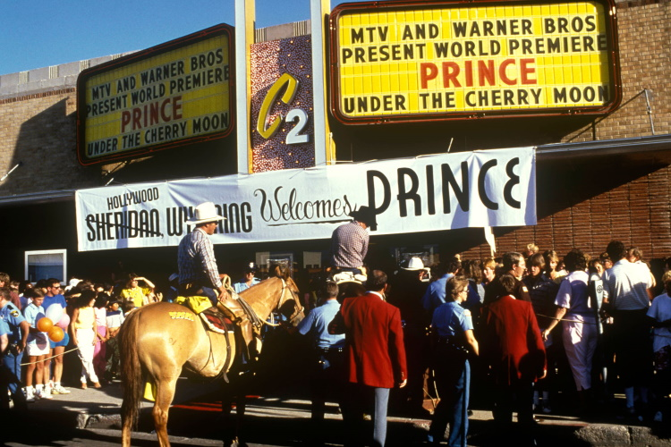 Prince - Under The Cherry Moon première - 01-07-1986 (thedailybeast.com)