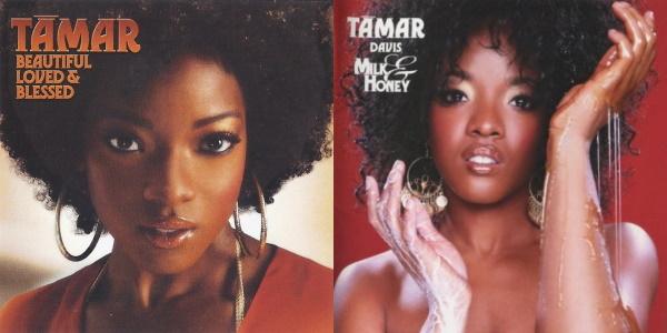 Támar - Beautiful Loved & Blessed, Milk & Honey (apoplife.nl/music-bazaar.mobi)