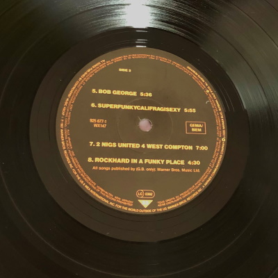 Prince - The Black Album (Edward) (Edward Gubbels)