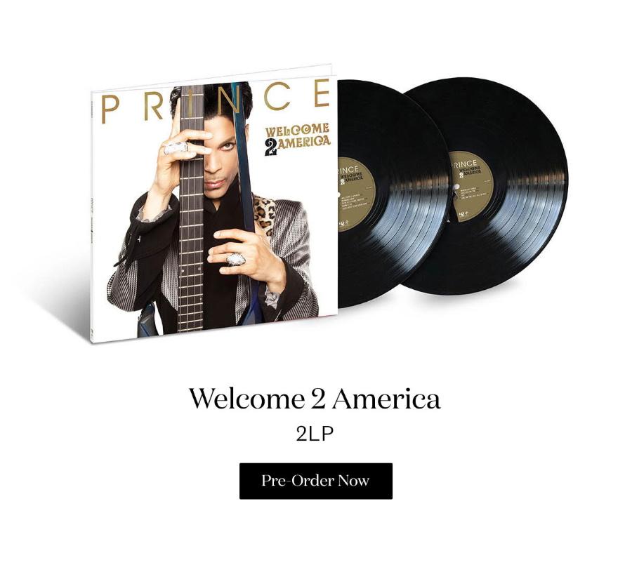 Prince - Welcome 2 America - Unreleased Studio Vault Album - Email (10) (prince.com)
