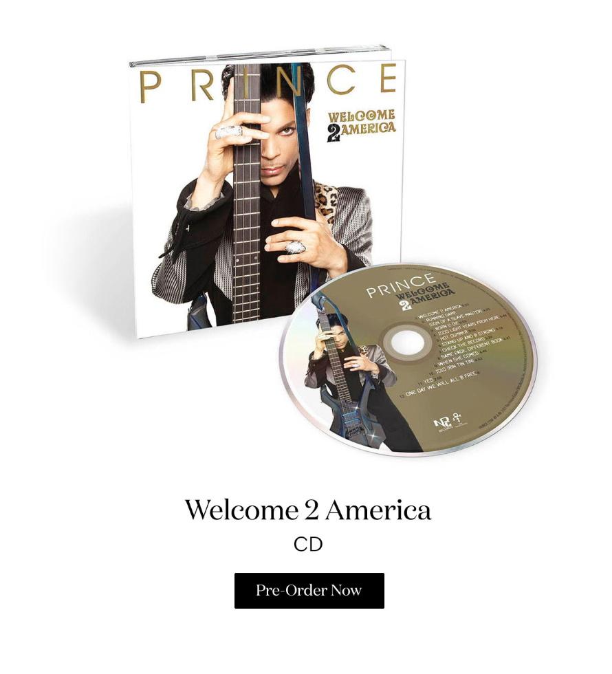 Prince - Welcome 2 America - Unreleased Studio Vault Album - Email (11) (prince.com)