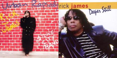 Rick James - Albums 11 and 12 (bol.com)