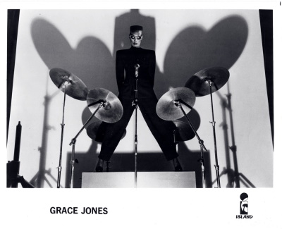 Grace Jones - Nightclubbing - Promo (lansuresmusicparaphernalia.blogspot.com)