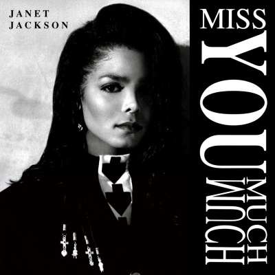 Janet Jackson - Miss You Much (discogs.com)