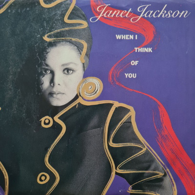 Janet Jackson - When I Think Of You (discogs.com)