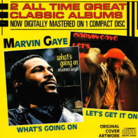 Marvin Gaye - 2 All Time Great Classic Albums (What's Going On/Let's get It On) (discogs.com)