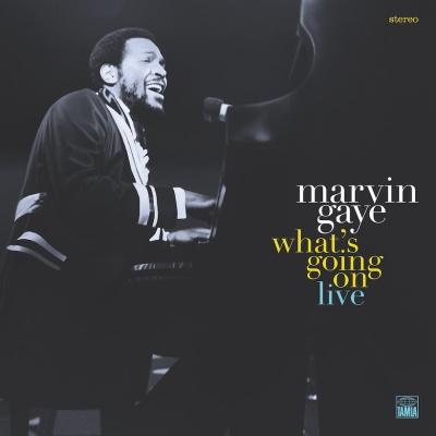 Marvin Gaye - What's Going On Live (2019 album) (elpee-groningen.nl)