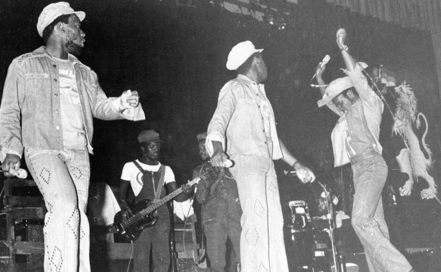 The Mighty Diamonds - Live 1977 (jamaica-gleaner.com)