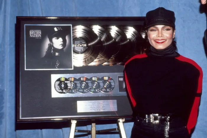 Janet Jackson - Rhythm Nation 1814 - Multi-platinum (yardbarker.com)