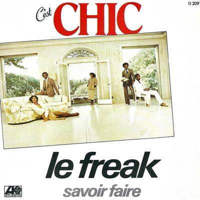 Chic - Le Freak (dutchcharts.nl)